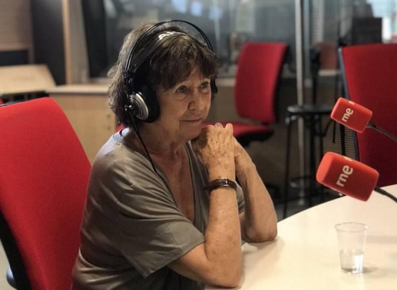 Julieta Serrano repasa con nosotros su trayectoria artística