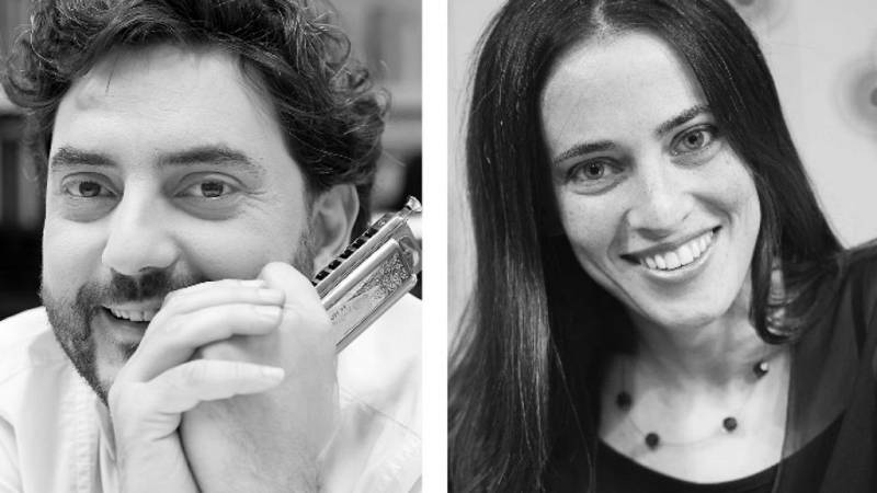 Solamente una vez - Antonio Serrano y Constanza Lechner - 05/09/19