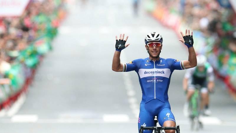 Vuelta a España 2019 | Etapa 12: Gilbert triunfa en Bilbao a sus 37 años