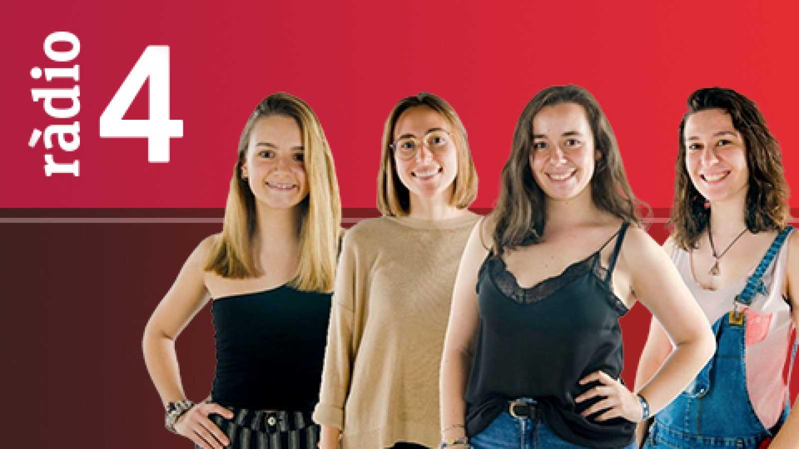 Feminismes a Ràdio 4 - 6 de setembre de 2019