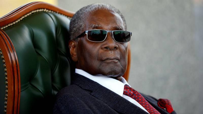 14 horas - Robert Mugabe, el hombre que gobernó Zimbabue durante 37 años - Escuchar ahora