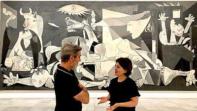 Memoria de delfín - El Guernica, libre de interpretaciones - 07/09/19 - escuchar ahora