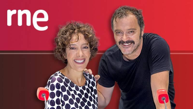 Solamente una vez - Sara Andrés, Luís Martín y los microrrelatos con Irene G Punto - 06/09/19