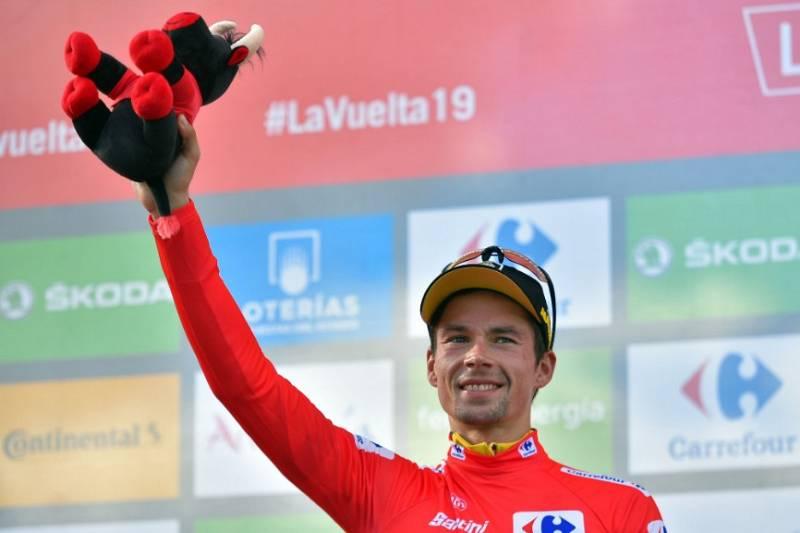La Vuelta 2019 - Victoria de Pogacar en Los Machucos; Roglic es más líder - Escuchar ahora