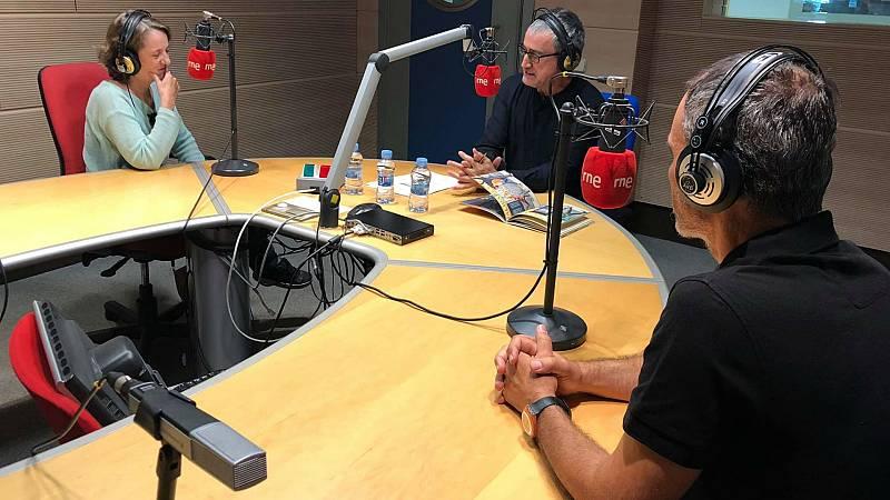 Diálogo y espejo - 'Marta Sanz y Fernando Vicente retratan la gentrificación' - 21/03/20 - Escuchar ahora