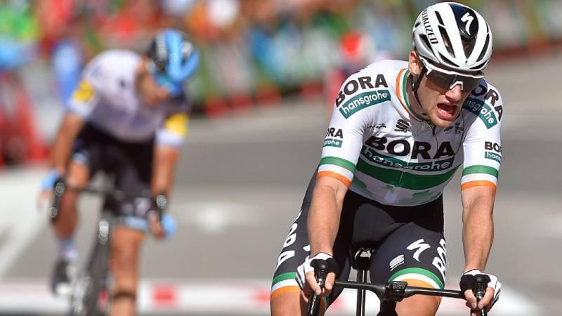 Sam Bennet vence en la 14ª etapa de La Vuelta  - Escuchar ahora