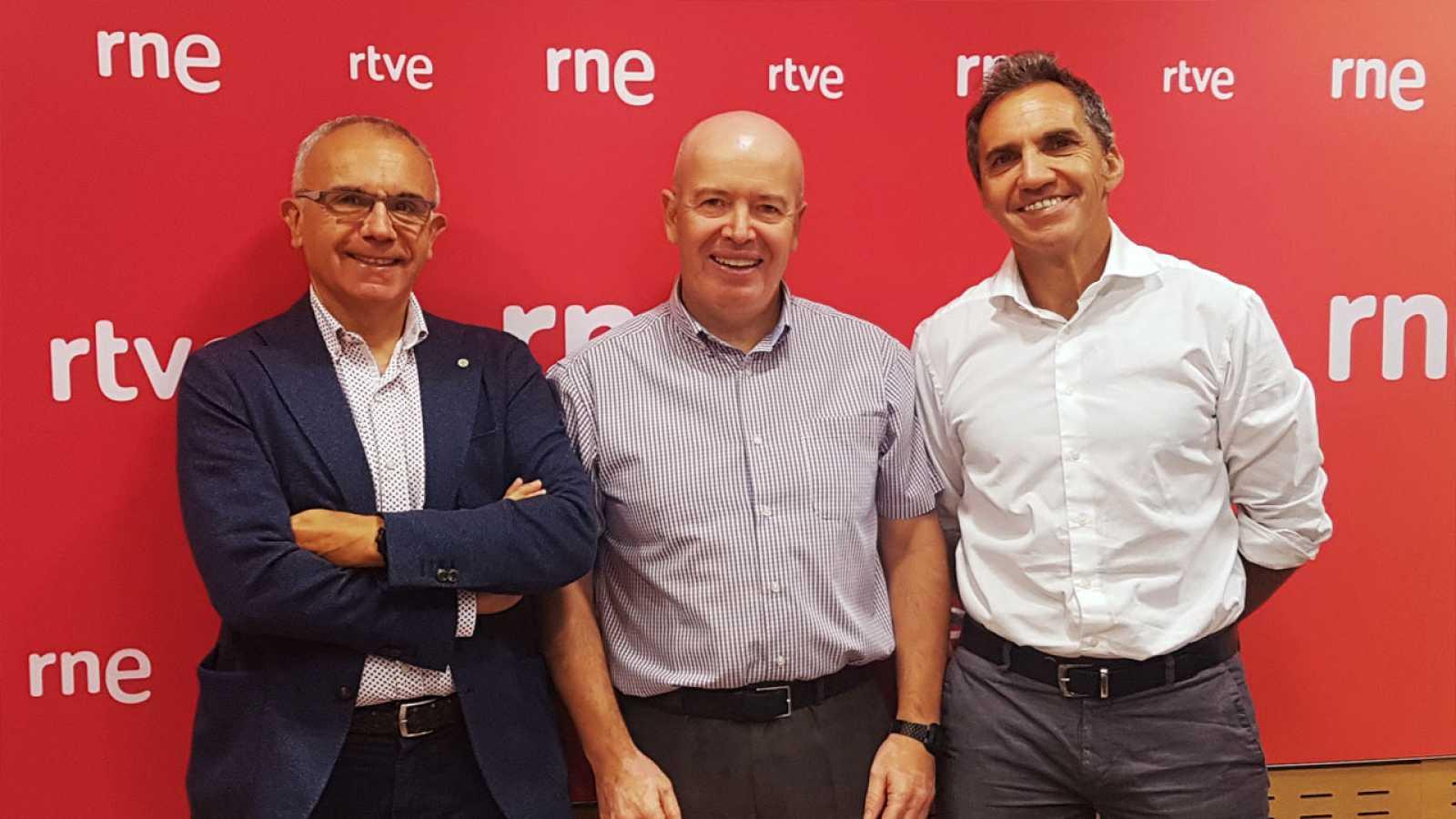 Econòmix - 'El relleu generacional a l'empresa familiar' amb Ricard Agustín i Frederic Delmàs