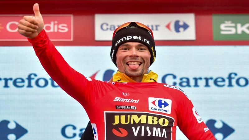 La Vuelta - Fuglsang estrena La Cubilla y Roglic mantiene el maillot rojo - Escuchar ahora