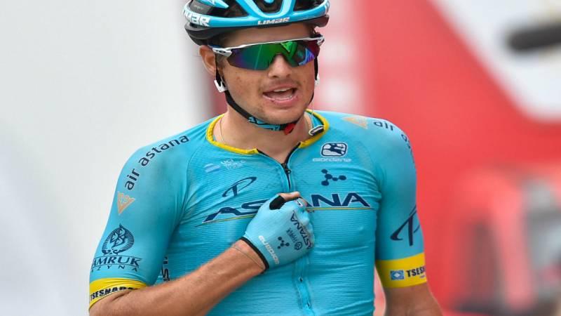 La Vuelta - Fuglsang vence en sollitario en La Cubilla - Escuchar ahora