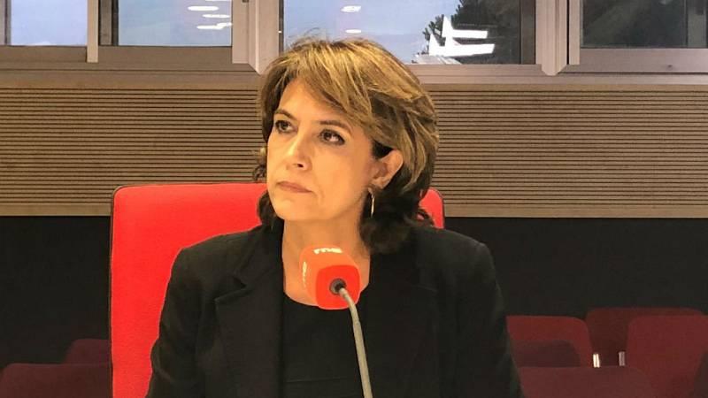"""24 horas - Dolores Delgado: """"El término 'violación' define mejor algunas conductas"""" - Escuchar ahora"""