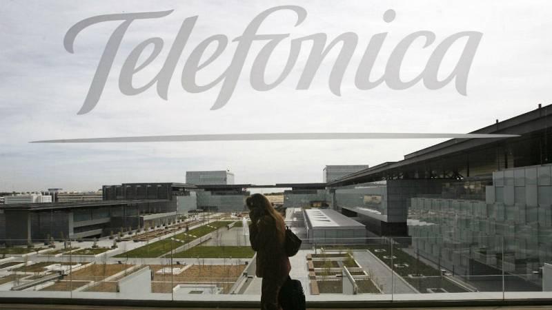 24 horas - Telefónica anuncia un plan de bajas voluntarias en su plantilla en España - Escuchar ahora