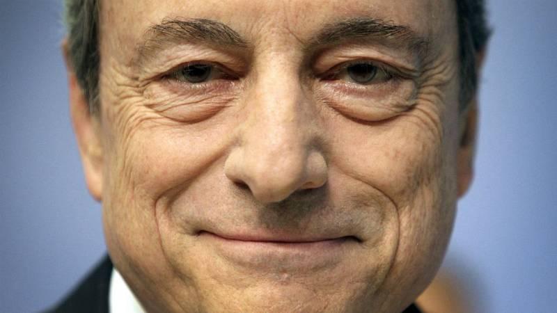 14 horas - El BCE lanza un nuevo plan de estímulos para reactivar la economía del la eurozona - Escuchar ahora