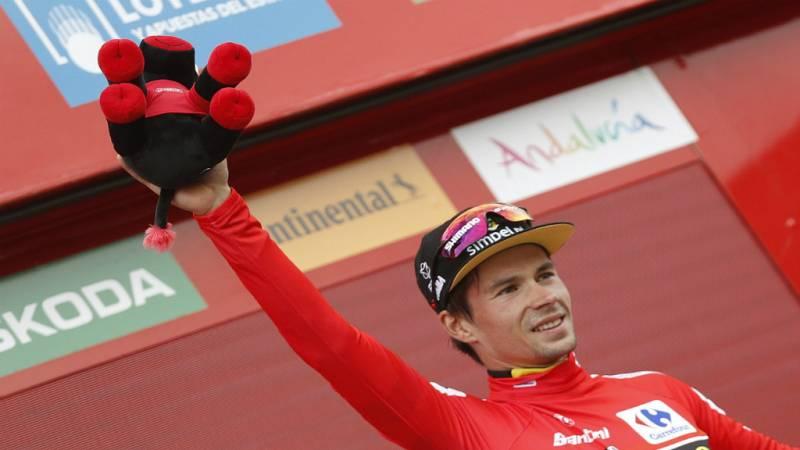 La Vuelta - Victoria de Cavagna en Toledo; Roglic mantiene el maillot de líder - Escuchar ahora