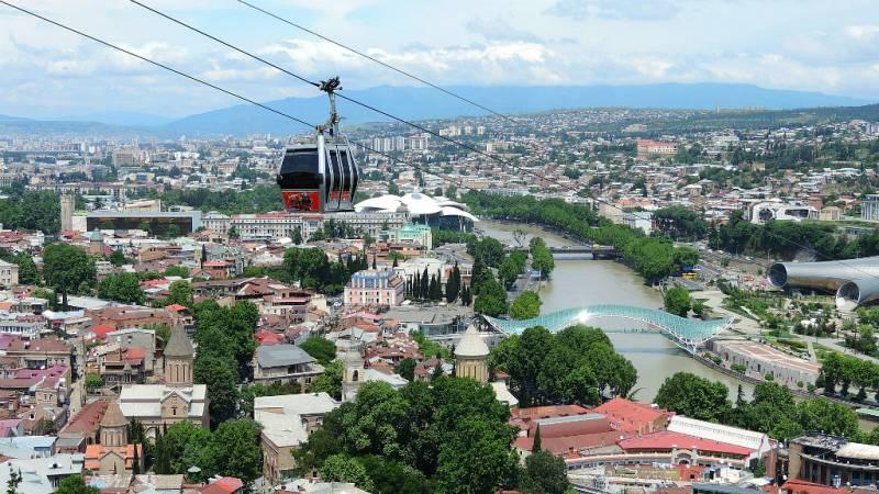 Nómadas - Tiflis, un valle lleno de color - 14/09/19 - Escuchar ahora