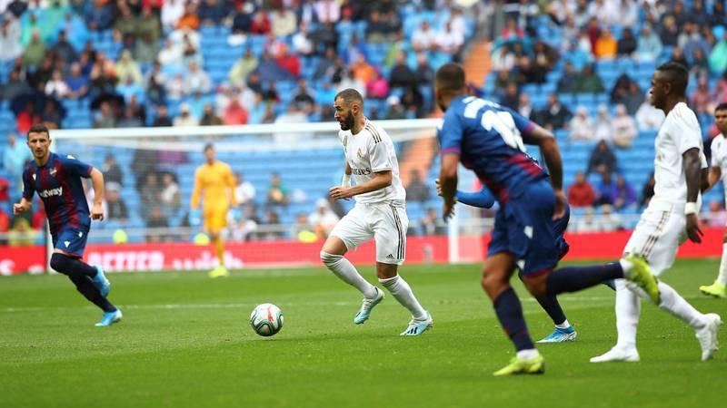 Tablero deportivo -  El Real Madrid gana pero sufre - Escuchar ahora