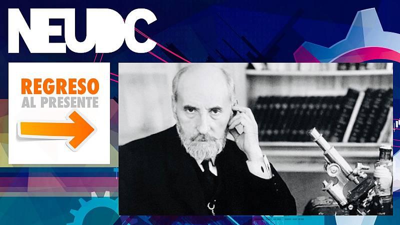 Ramón y Cajal - David Zurdo - 'Regreso al presente' - Escuchar ahora