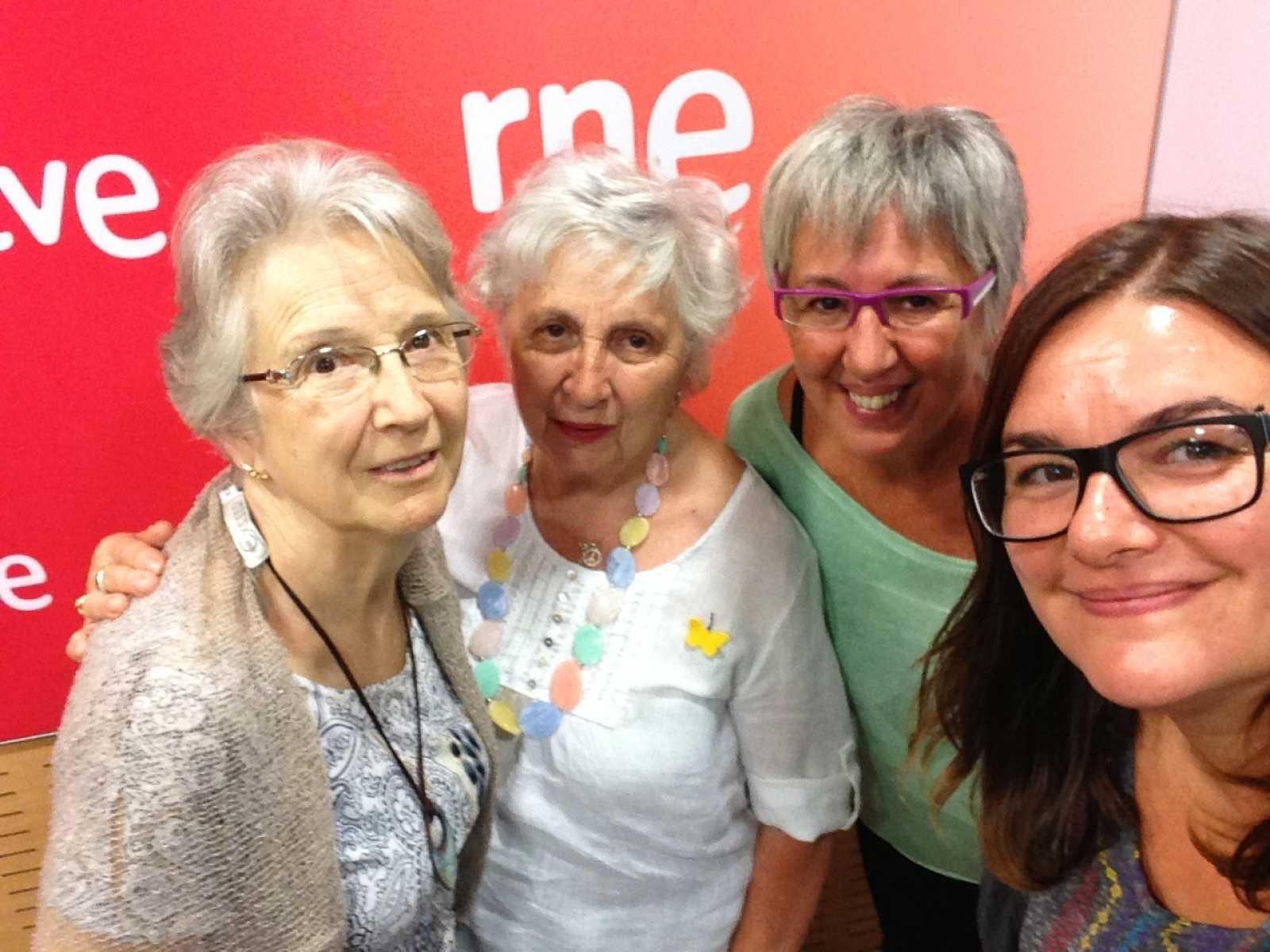 Feminismes a Ràdio 4 - Pensions de viduïtat + Avortament a Andorra