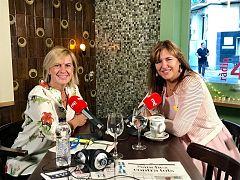 """Laura Borràs, de Junts per Catalunya: """"Seria millor que els presos no formin part de la llista de JuntsXCat a les eleccions del 10N""""."""