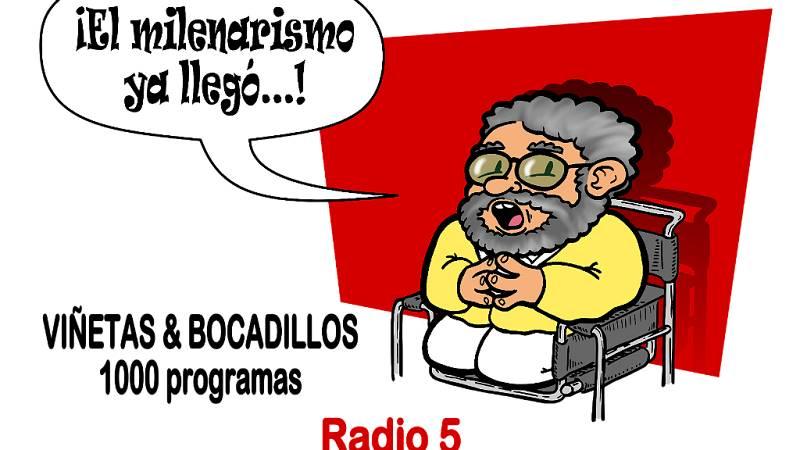 Viñetas y bocadillos - Juan Manuel Muñoz - 19/09/09 - Escuchar ahora