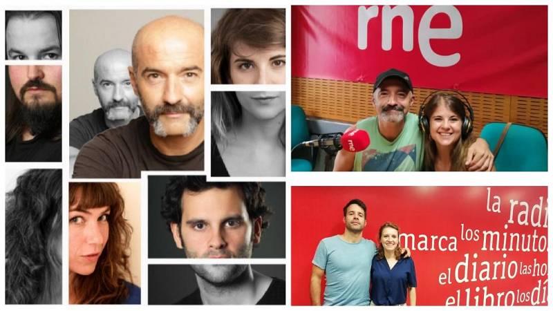 La sala - Antonio Lafuente, Giulia Varotto, Rulo Pardo e Irene Coloma - 22/09/19 - Escuchar ahora