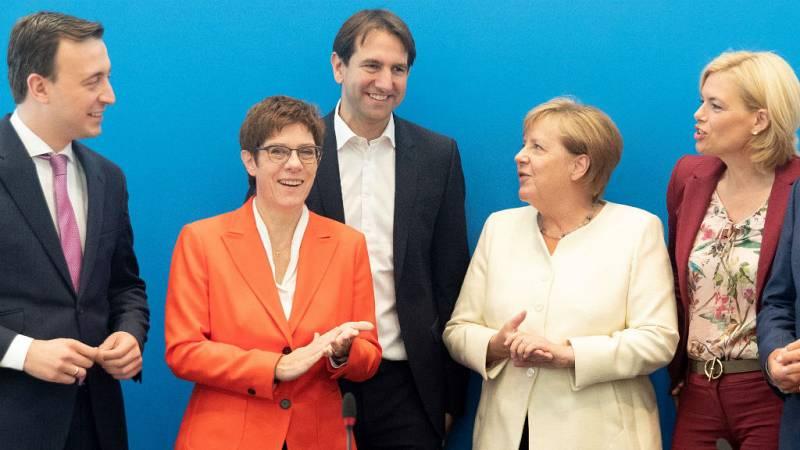 Las mañanas de RNE con Íñigo Alfonso - Alemania impulsa un ambicioso plan contra el cambio climático - Escuchar ahora