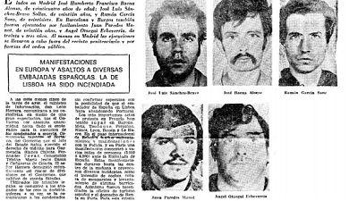 Documentos RNE - 1975. Los últimos fusilamientos de Franco - 20/09/19 - escuchar ahora
