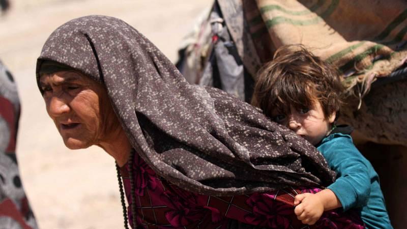 14 horas - 30 millones de bebés nacieron en zonas de conflicto en 2018 - Escuchar ahora