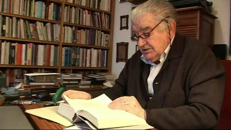 Diálogo y espejo - 'Esta luz' con Antonio Gamoneda  - 04/01/20 - Escuchar ahora