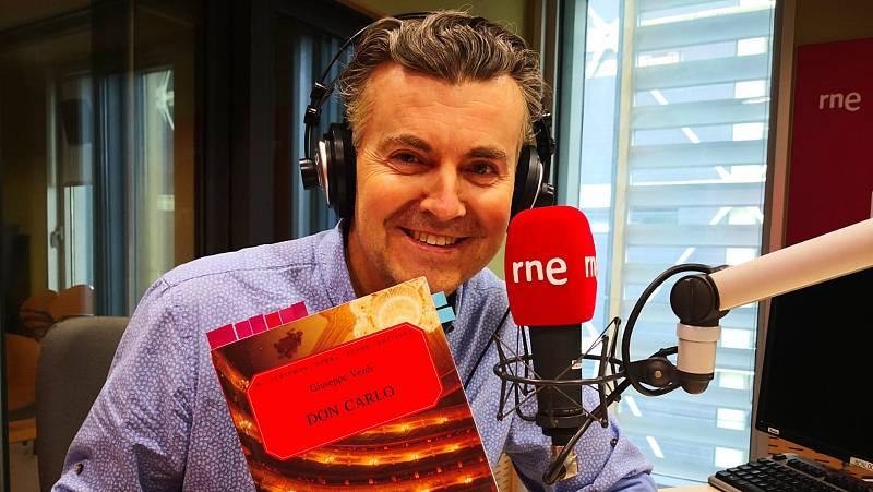 Las mañanas de RNE con Pepa Fernández - Don Carlo - Escuchar ahora