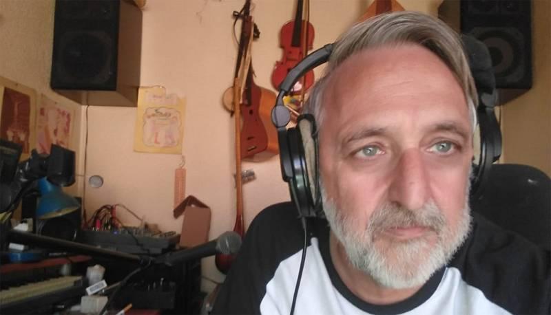 Artesfera - Pedro Fernández, compositor y multiinstrumentista de Mancha Real - escuchar ahora
