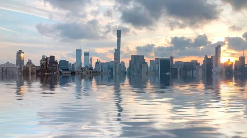Boletines RNE - La ONU alerta de que el cambio climático está acelerando la subida del nivel del mar - Escuchar ahora