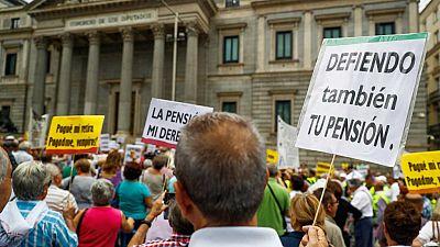 Las Mañanas de RNE con Íñigo Alfonso - España en funciones: pensiones con subidas mínimas - Escuchar ahora
