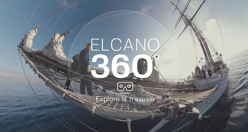 Una ruta interactiva de la 1ª vuelta al mundo y un viaje virtual a Elcano