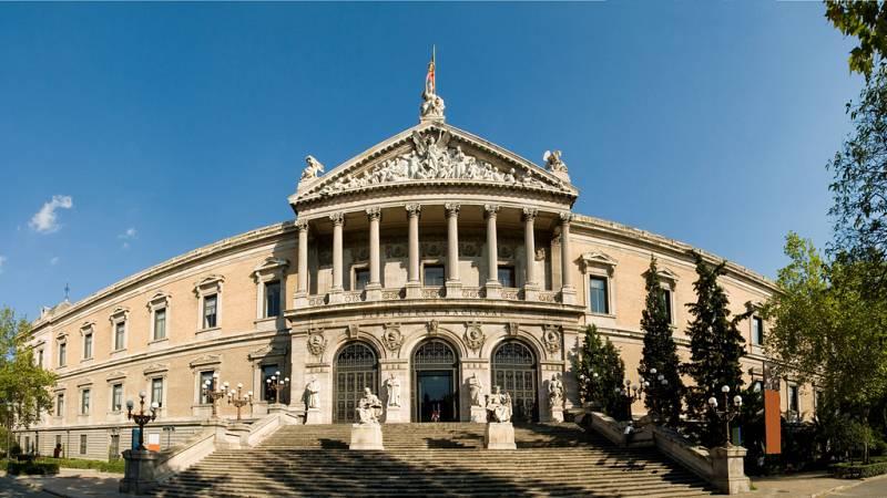 Punto de enlace - La Biblioteca Nacional de España enseña sus tesoros - escuchar ahora