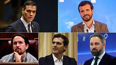 14 horas -  El PSOE cae en intención de voto pero volvería a ganar las elecciones según el CIS- 14 horas