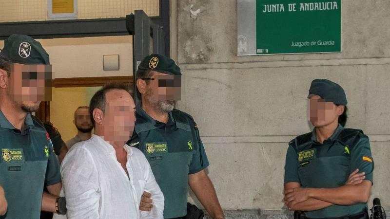 Boletines RNE - Prisión provisional sin fianza para el gerente de Magrudis - Escuchar ahora