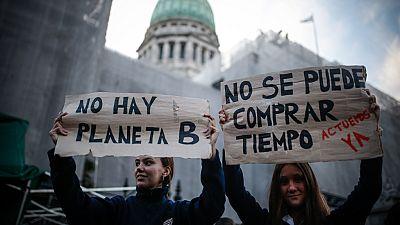 España a las 8 Fin de Semana - España en funciones: la asignatura pendiente con el cambio climático - Escuchar ahora