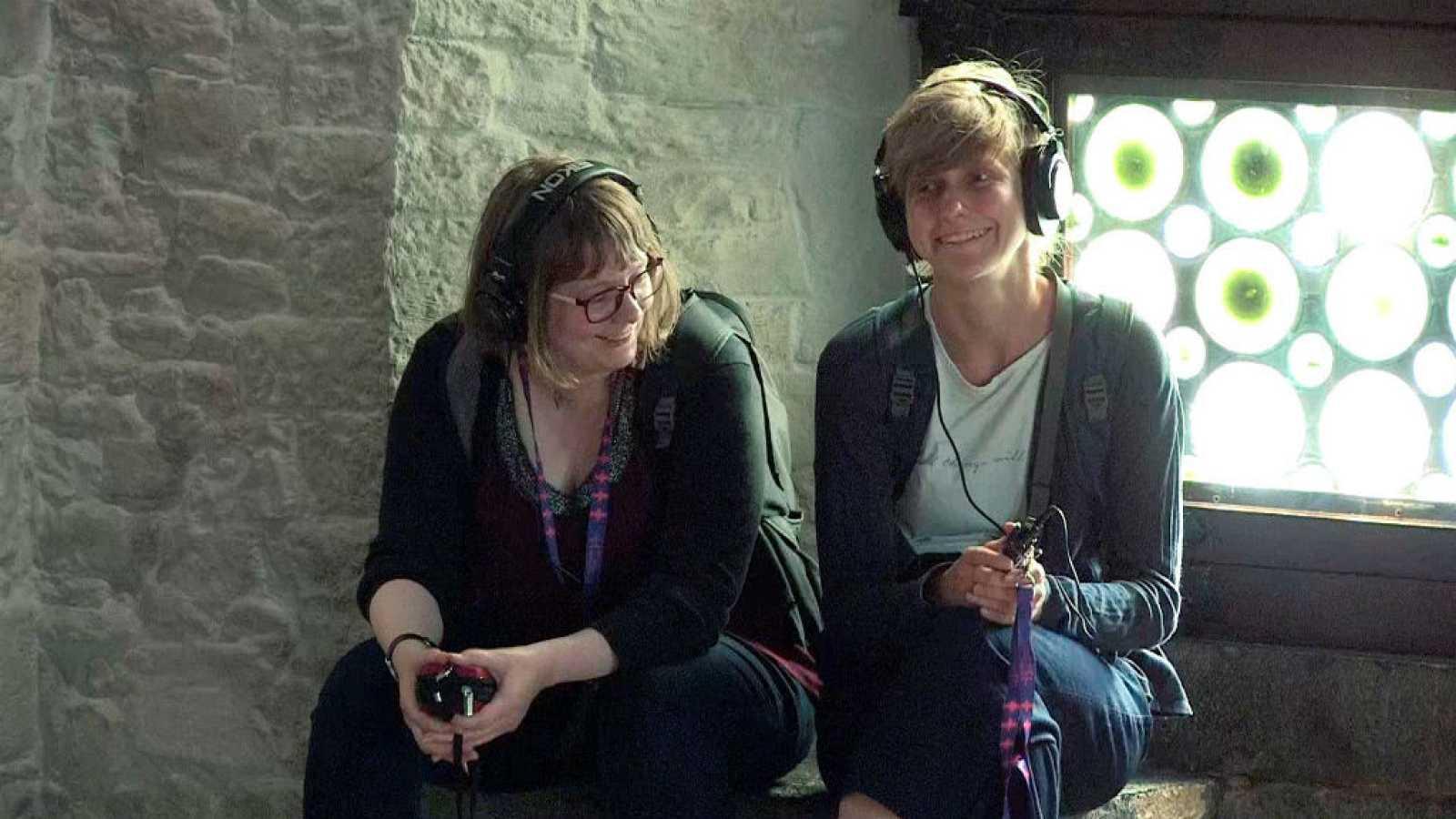 Mundo aparte - La cómica audioguía del Castillo de Gante - 29/09/19 - Escuchar ahora