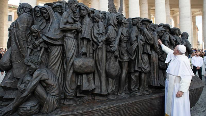 14 horas fin de semana - El Papa: el mundo actual es cada día más cruel con los excluidos - Escuchar ahora