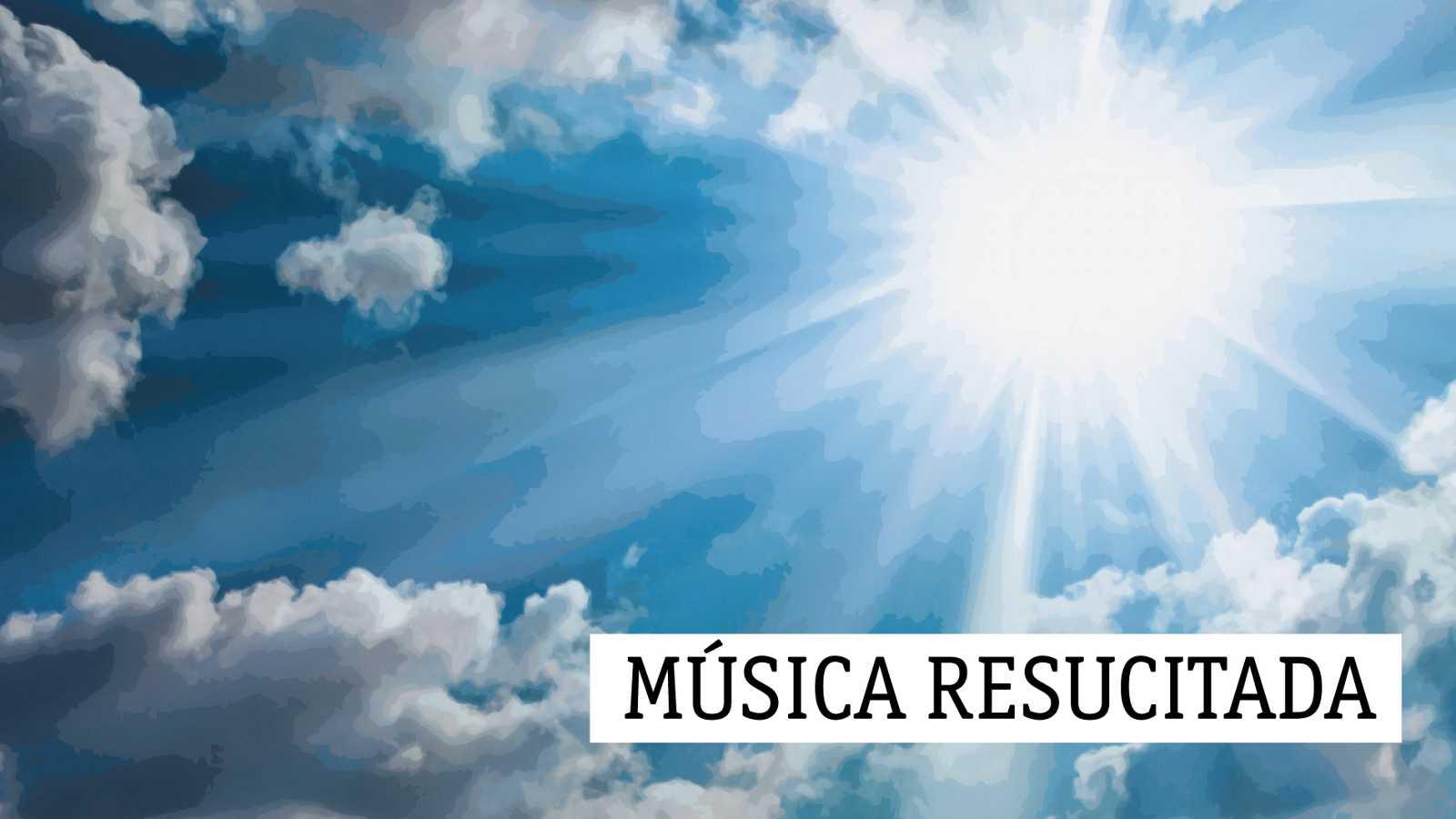 Música resucitada - Un paseo de la mano de Jesús Guridi - 29/09/19 - escuchar ahora