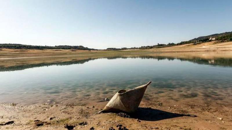 Las mañanas de RNE con Íñigo Alfonso - España registra el cuarto año hidrológico menos lluvioso del siglo