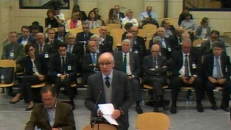 14 horas -  Visto para sentencia el juicio de Bankia - Escuchar ahora