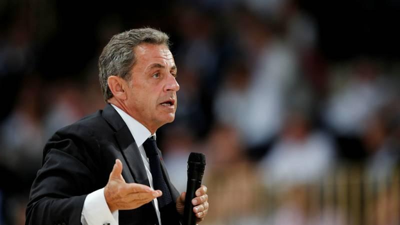 14 horas - Sarkozy será juzgado por financiación ilegal de su campaña electoral de 2012 - Escuchar ahora