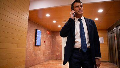 Las Mañanas de RNE con Íñigo Alfonso - Valls pide aplicar la Ley de Seguridad Nacional y una reunión entre constitucionalistas - Escuchar ahora