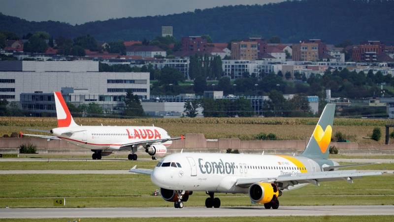Boletines RNE - La OMC autoriza a Estados Unidos a sancionar a Bruselas por los daños a Boeing - Escuchar ahora