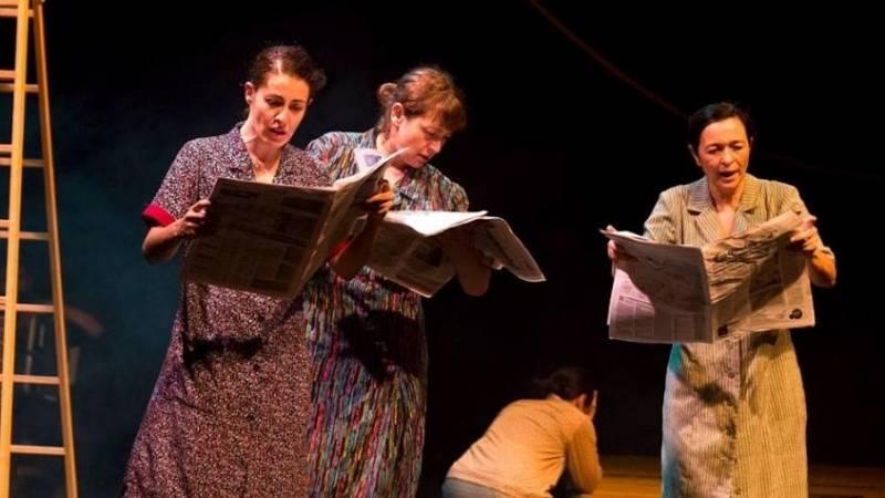 En escena - Agenda teatral: en gira por España - 03/10/19 - Escuchar ahora