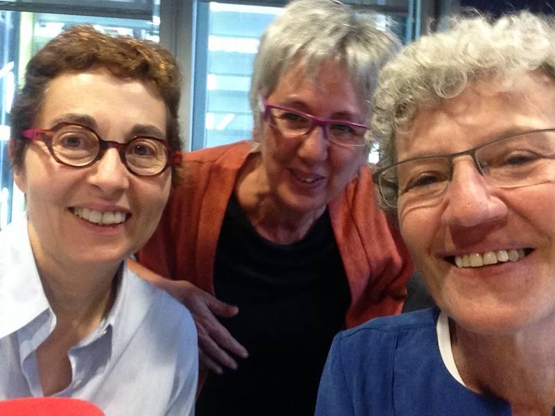 Fina Birulés i Marta Segarra - Conversa assaig sobre feminismes