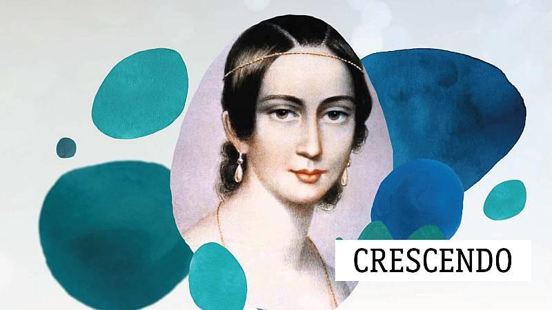 Crescendo - Celebración con Clara Schumann - 05/10/19 - escuchar ahora