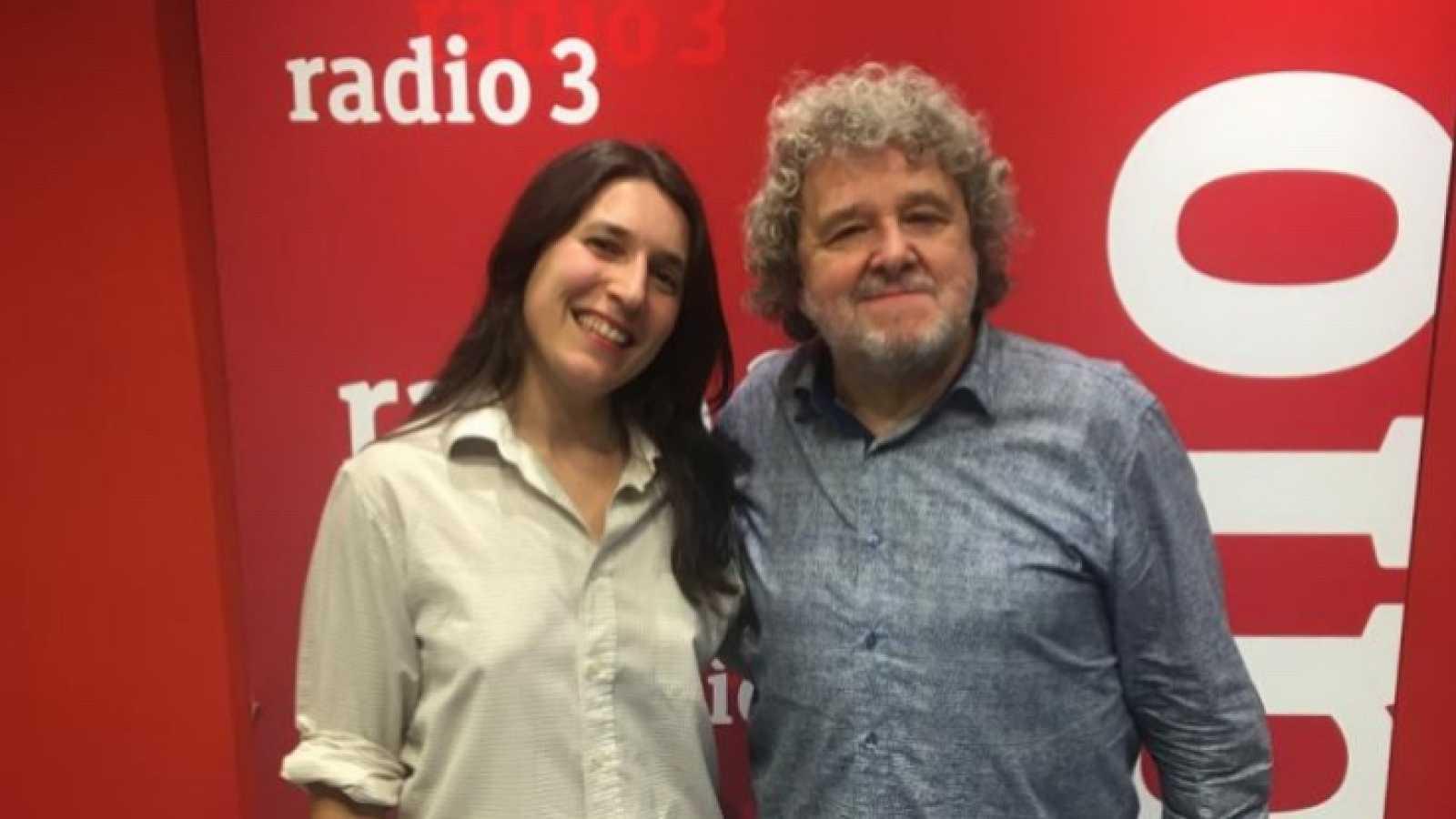 Disco grande - El mensaje enviado al futuro que recibió Lorena Álvarez - 07/10/19 - escuchar ahora
