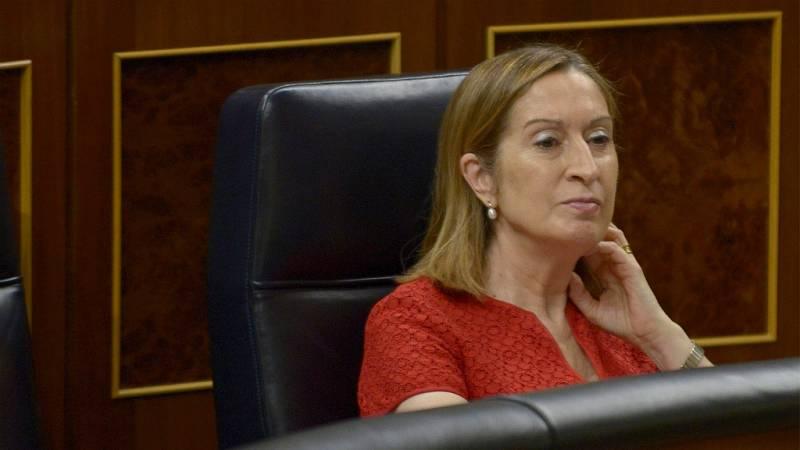Las Mañanas de RNE con Íñigo Alfonso - Ana Pastor critica la doble vara de medir del PSOE según esté en Madrid o en Barcelona - Escuchar ahora
